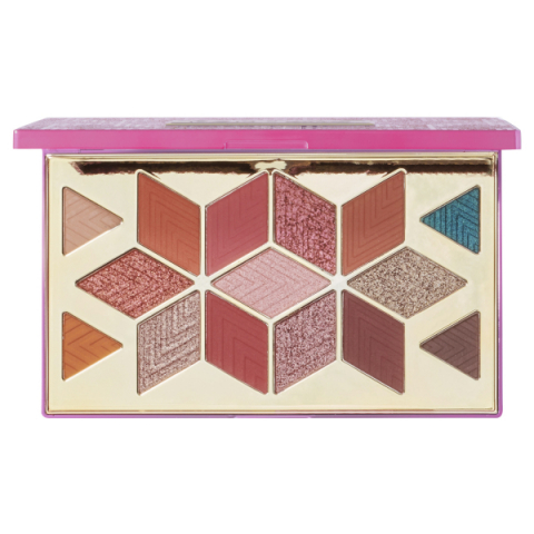 PÜR Barbie Endless Possibilities - 15-piece Eyeshadow Palette i gruppen Makeup / Kit & Paletter hos Hudotekets Webshop (F2021)