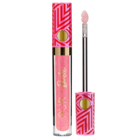 PÜR Barbie Gloss - Signature High-Shine Lip Gloss i gruppen Makeup / Läppar / Läppglans hos Hudotekets Webshop (rF2027)