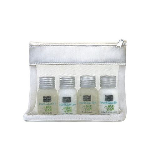 Bj�rk&Berries Green & Clean Spa Travel Kit i gruppen H�r hos Hudotekets Webshop (HO1001)