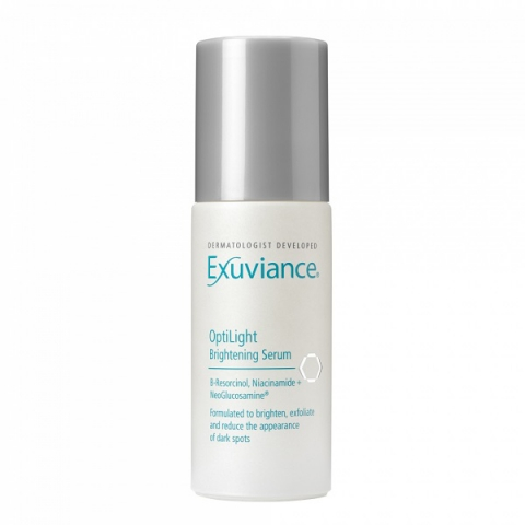 Exuviance OptiLight Brightening Serum i gruppen Ansikte / Serum & olja / Pigmenterad hud hos Hudotekets Webshop (OptiLight123)