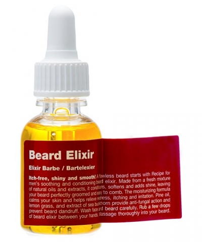 Recipe for men Beard Elixir i gruppen Man / Rakning / Skäggolja hos Hudotekets Webshop (R032)