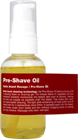 Recipe for men Pre-Shave oil i gruppen Man / Rakning / Pre-shave hos Hudotekets Webshop (R034)