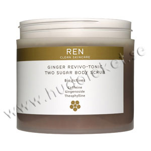 REN Ginger Revivo-Tonic Two Sugar Body Scrub  i gruppen Kropp / Scrub & Peeling hos Hudotekets Webshop (REN0938)