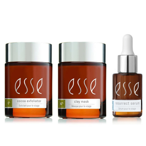 Esse Normal/Combination Skin Refreshing Kit i gruppen Ansikte / Kit & Paket hos Hudotekets Webshop (kit2)