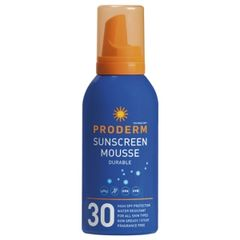 Proderm Sunscreen Mousse SPF 30