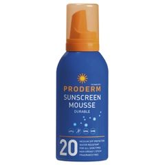 Proderm Sunscreen Mousse SPF 20
