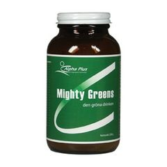 Alpha Plus Mighty Greens
