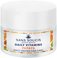 Sans Soucis Daily Vitamins Moisture Plus Multi-Protection 24-h Care
