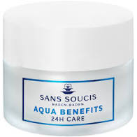 Sans Soucis Moisture Aqua Benefits 24-hour Care