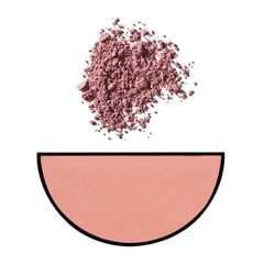 Sans Soucis Natural Colors Mineral Powder Rouge Refill