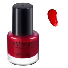 Sans Soucis Natural Colors Perfect Nails Nail Enamel 12 Sweet Berries