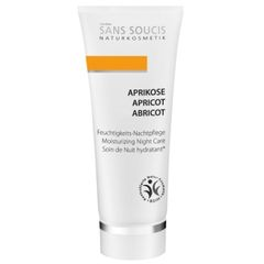Sans Soucis Naturkosmetik Apricot Moisturizing Night Care