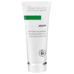 Sans Soucis Naturkosmetik Argan Anti-Wrinkle Night Care