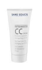Sans Soucis Peptid Booster CC Color Correction Cream Anti-Ageing Care SPF 20
