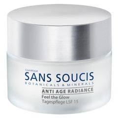 Sans Soucis Anti Age Radiance Feel the Glow Day Care SPF 15