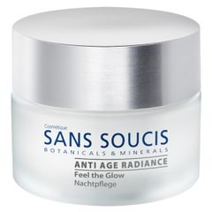Sans Soucis Anti Age Radiance Feel the Glow Night Care