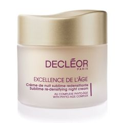 Decl�or Excellence de l'�ge Night Beauty Cream