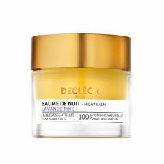 Decl�or Exp�rience de l'�ge Iris Rejuvenating Night Balm