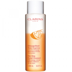 Clarins Cleansing One-Step Facial Cleanser All Skin Types