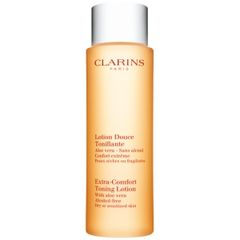 Clarins Cleansing Extra-Comfort Toning Lotion Dry or Sensitized Skin