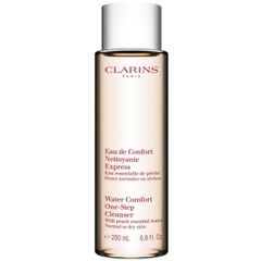 Clarins Cleansing Water Comfort One-Step Cleanser Normal or Dry Skin