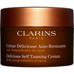 Clarins Sun Delicious Self Tanning Cream