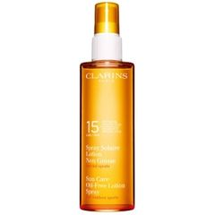 Clarins Sun Care Oil-Free Lotion Spray SPF 15