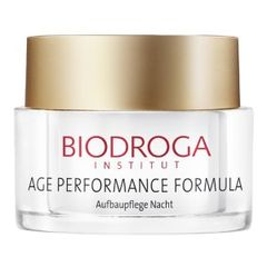Biodroga Age Performance Formula Restoring Night Care