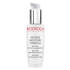 Biodroga Intense Moisture Formula Basic Moist Light Moisturizing Fluid