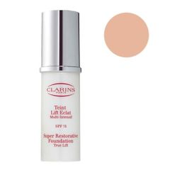 Clarins Super Restorative Foundation SPF 15