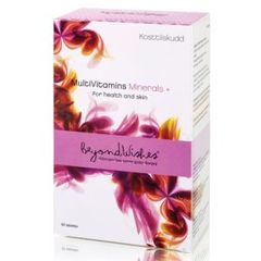 Beyond Wishes MultiMinerals Antioxidant +