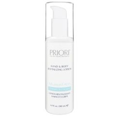 Priori Advanced AHA Hand & Body Revitalizing Lotion