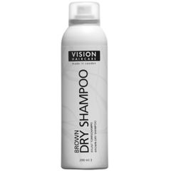 Vision Haircare Brown Dry Shampoo Brunt Torrschampo