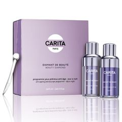 Carita Beauty Diamond Anti-Ageing Precious Eye Programme Day & Night