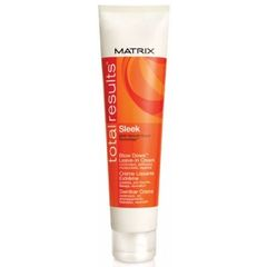 Matrix Total Results Sleek Blow Down Leave-In Cream