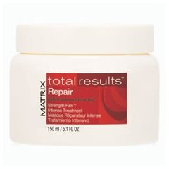 Matrix Total Results Repair Strength Pak Intense Treatment