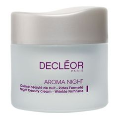 Decl�or Aroma Night Beauty Cream Wrinkle Firmness