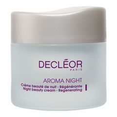 Decl�or Aroma Night Beauty Cream Regenerating