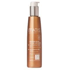 Matis R�ponse Soleil Sun Protection Milk for Body SPF 20