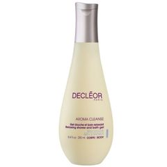 Decl�or Aroma Cleanse Bain Relaxant Relaxing Shower & Bath Gel 400 ml