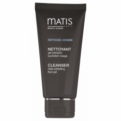 Matis Réponse Homme Cleanser Daily Exfoliating Face Gel