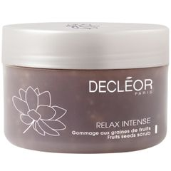 Decl�or Relax Intense Fruits Seeds Scrub