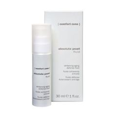 Comfort Zone Absolute Pearl Whitening Aging Defense Fluid