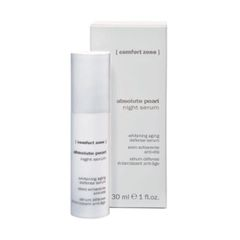 Comfort Zone Absolute Pearl Whitening Aging Defense Night Serum