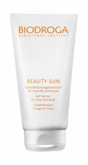 Biodroga Beauty Sun Self-Tanning Emulsion