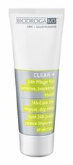 Biodroga MD Clear + 24h Care for Impure Dry Skin