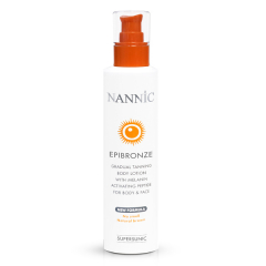 Nannic Supersunic Epibronze Gradual Tanning Body Lotion