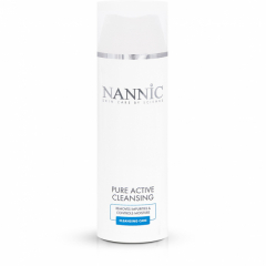 Nannic Pure Active Cleansing Soothing Facial Cleanser