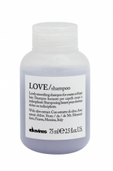Davines Essential Haircare Love Smoothing Shampoo Travel Size