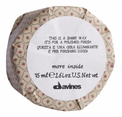 Davines More Inside Shine Wax
